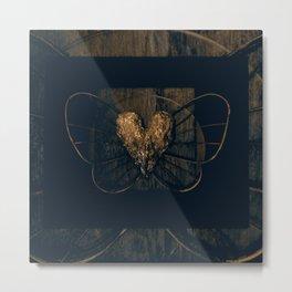 Elysium 2k by Kathy Morton Stanion Metal Print