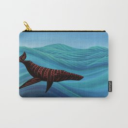 Spirit Whale Carry-All Pouch