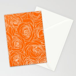 Marmalade Roses Stationery Cards