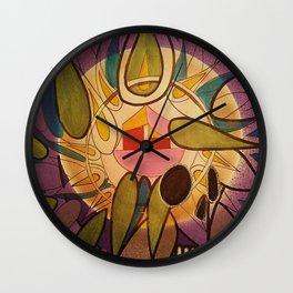 CRÁNEOS 29 Wall Clock
