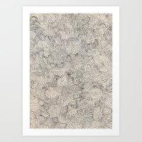 infinite Art Prints featuring Infinite Love by Marcelo Romero