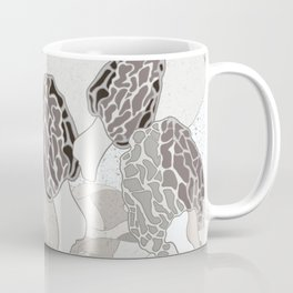 Morels Coffee Mug