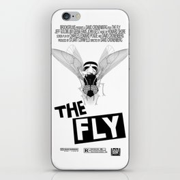 the fly remixed iPhone Skin
