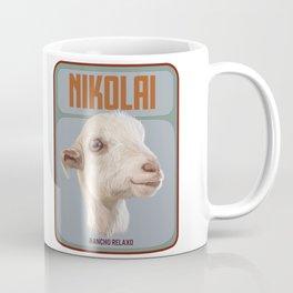 Rancho Relaxo Fundraiser: In Memory of Nikolai Coffee Mug