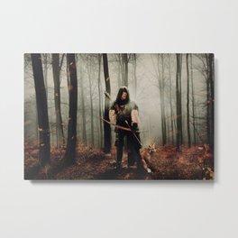 Robin Hood / Prince of Thieves Metal Print