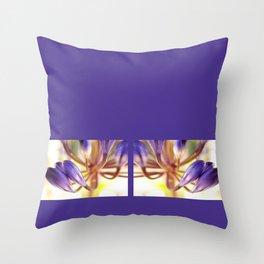 lila 2 Throw Pillow