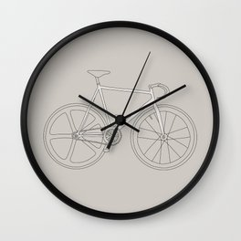 Get It Fixed Wall Clock