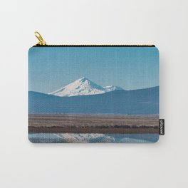 Mt Shasta Reflection Carry-All Pouch