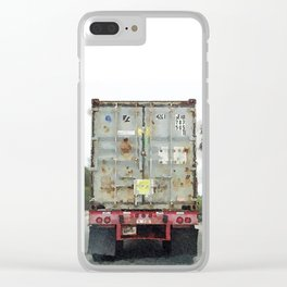 Daily Truck: 09/03/15 Clear iPhone Case