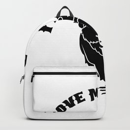 I Love My Ladies Funny Chicken Backpack