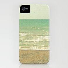 The Sea, the Sea iPhone (4, 4s) Slim Case