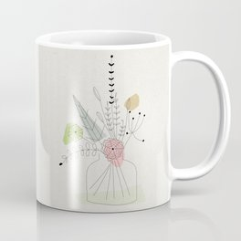 Judy's Bouquet Coffee Mug