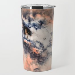 This Mermaid Has Her Head in The Clouds Travel Mug