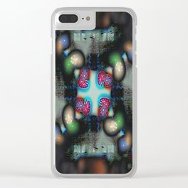 Sympathy Clear iPhone Case