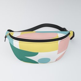 Shapes and Color 31 Fanny Pack