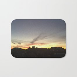 Sunset Brooklyn Bath Mat