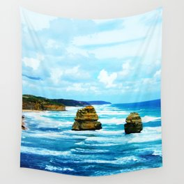 Rough Waters Wall Tapestry