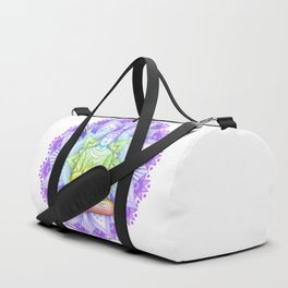 Color Mandala Duffle Bag