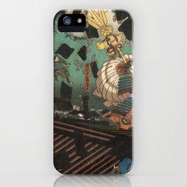 Battlescene iPhone Case