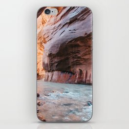 Zion Narrows iPhone Skin