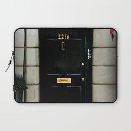 221B Baker Street BBC Sherlock Laptop Sleeve