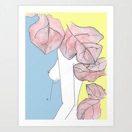 tet Art Print
