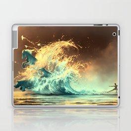 Mana tide Laptop & iPad Skin