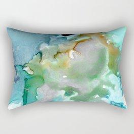 By The Shore Rectangular Pillow