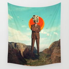 Video404 Wall Tapestry