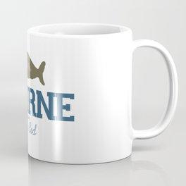 Bourne, Cape Cod Coffee Mug