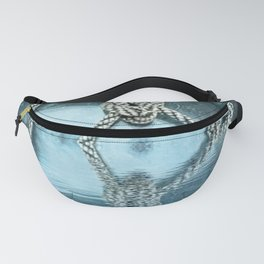 Glass Fishing Bouy Fanny Pack