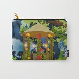 Full Moon Magical Garden Carry-All Pouch
