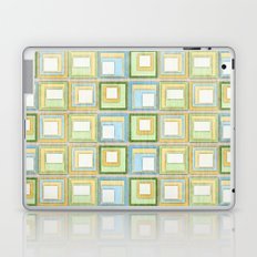 English Country Tiles. Laptop & iPad Skin