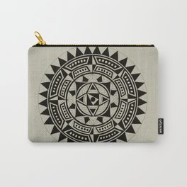 Geometric Muse Carry-All Pouch