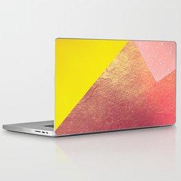 Sunrise love Laptop & iPad Skin