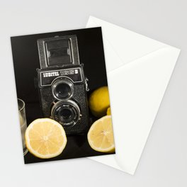 Lubitel Lemons Stationery Cards
