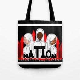 Women Rise Tote Bag
