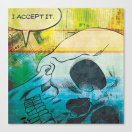 Acceptance Canvas Print