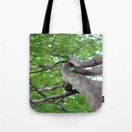 Tangled Tree Tote Bag