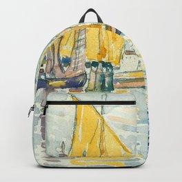 "Henri-Edmond Cross ""Venice - The Giudecca"" Backpack"
