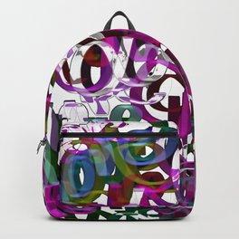 LOVE  3 Backpack