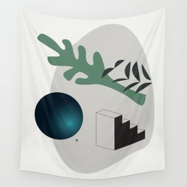 Shape study #7 - Synthesis Collection Wall Tapestry