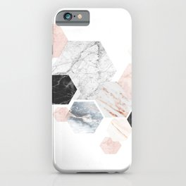 Lost in Marble iPhone Case