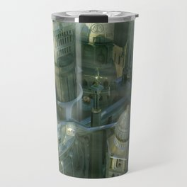 Ancient Atlantis Travel Mug