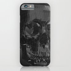 Skull in Low Poly Style iPhone 6s Slim Case