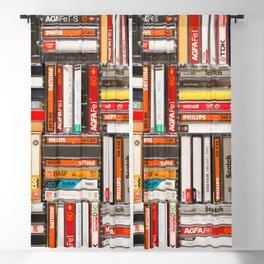Something Nostalgic - III - Colored Version #decor #society6 #buyart Blackout Curtain