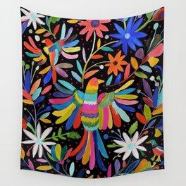 pajaros Otomi Wall Tapestry