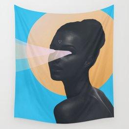 light vision Wall Tapestry