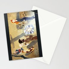 The Word became flesh and dwelt among us Stationery Cards