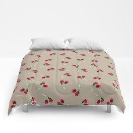 Rose Buds Comforters